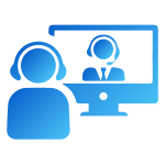 Video Conferencing or Teleconferencing Interview